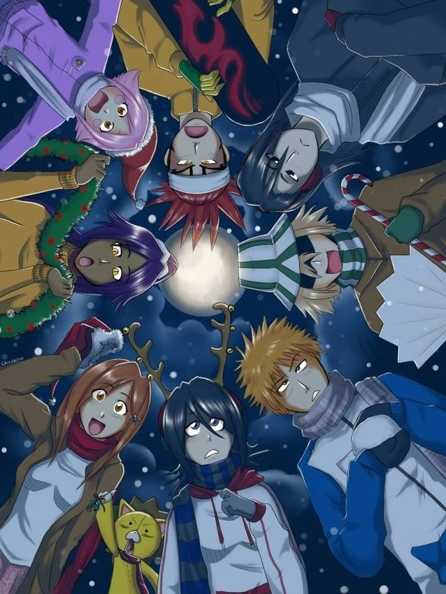 bleach hentai christmas anime photos clubs bleach lover christmas