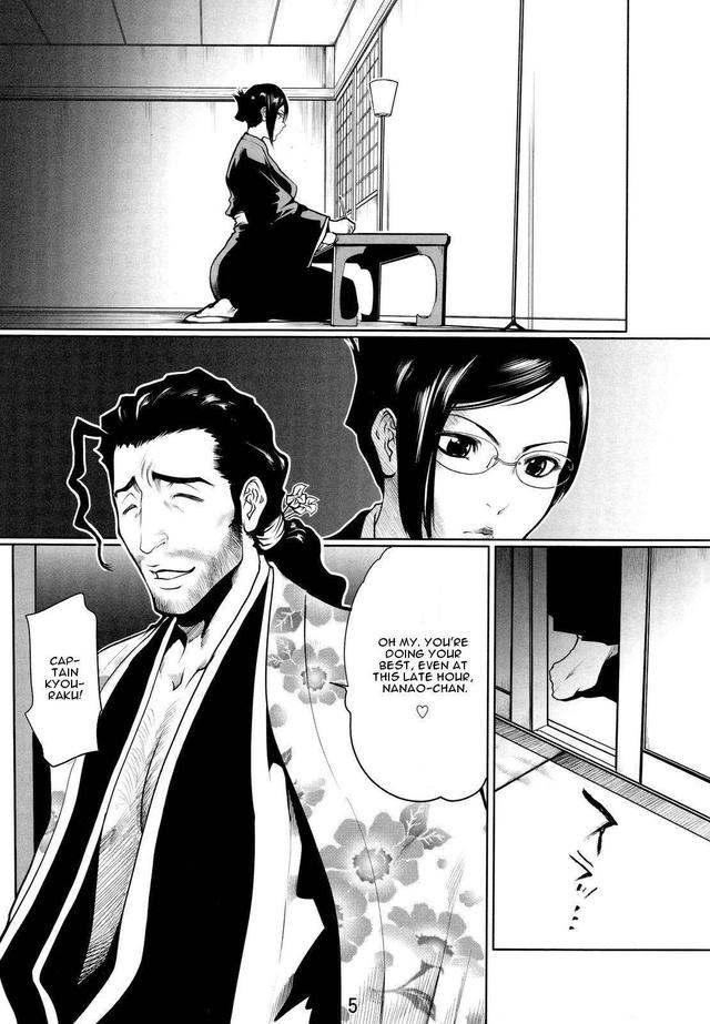 bleach hentai comic mangasimg manga bleach nanao linda project