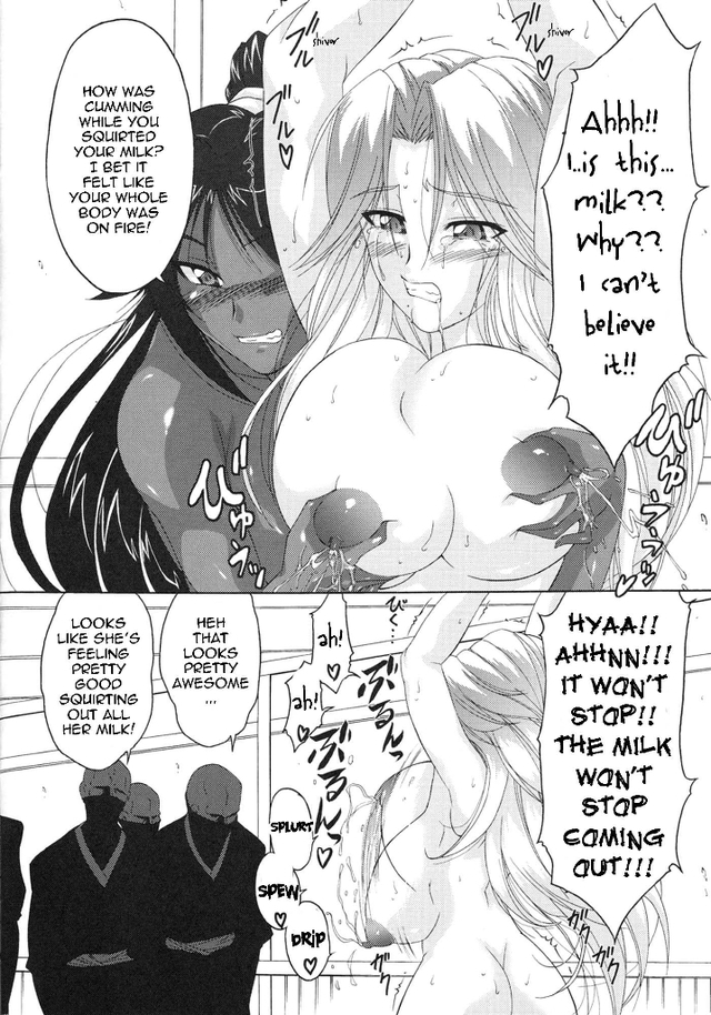 bleach hentai comic hentai like bleach cat group forced doumei person chrysanthemum tsurikichi