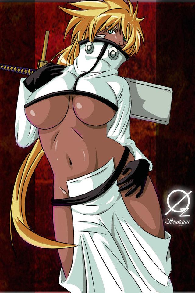 Hentai Halibel Movies Manga Pre Digital Morelikethis Fanart