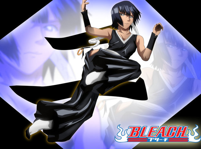 bleach hentai soi fon manga digital morelikethis captain bleach goku drawings squad fon soi iwl
