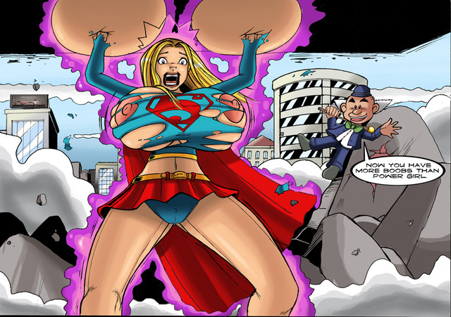 breast expansion hentai gallery breast supergirl lusciousnet tits growing expans