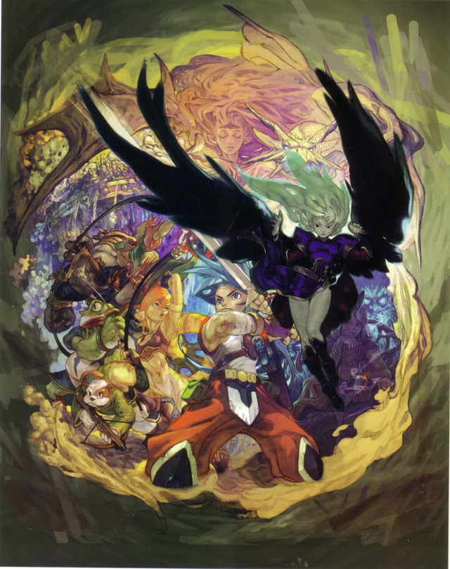 breath of fire hentai complete albums thread works official fire breath artbooks halucard