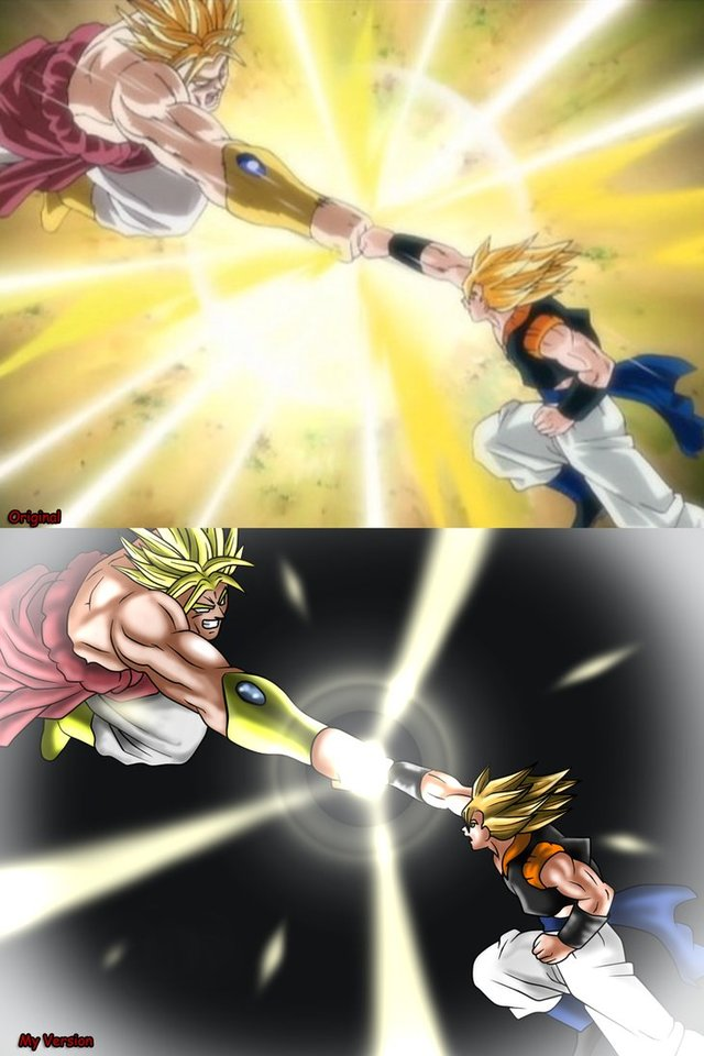 broly hentai manga games pre digital morelikethis artists fanart gogeta broly comparing shynthetruth