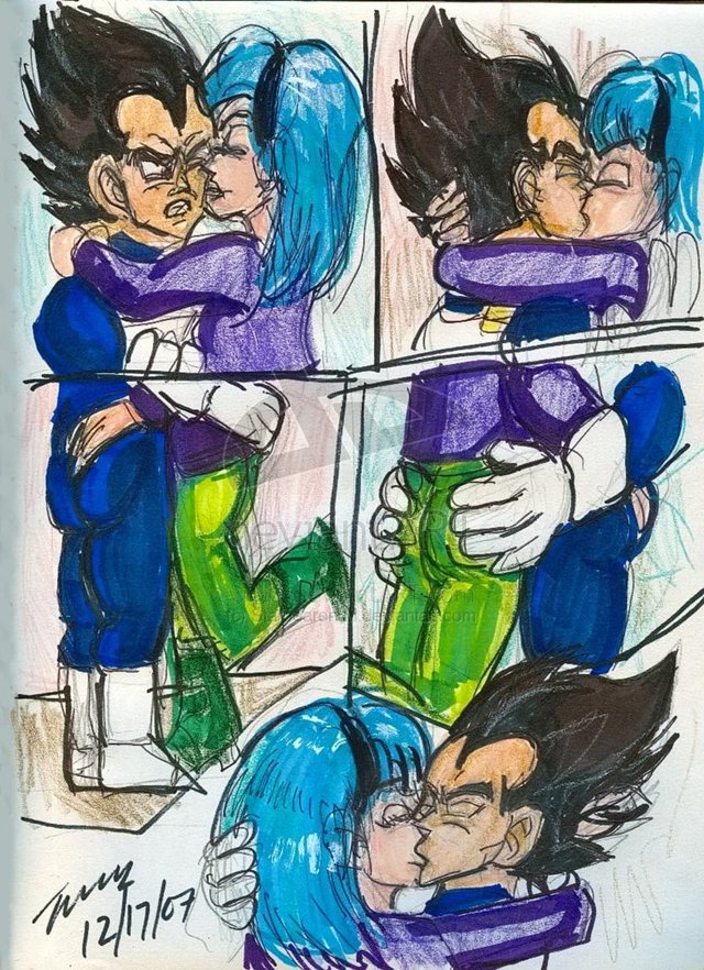 bulma and vegeta hentai hentai bulma manga trunks media themes vegeta goten