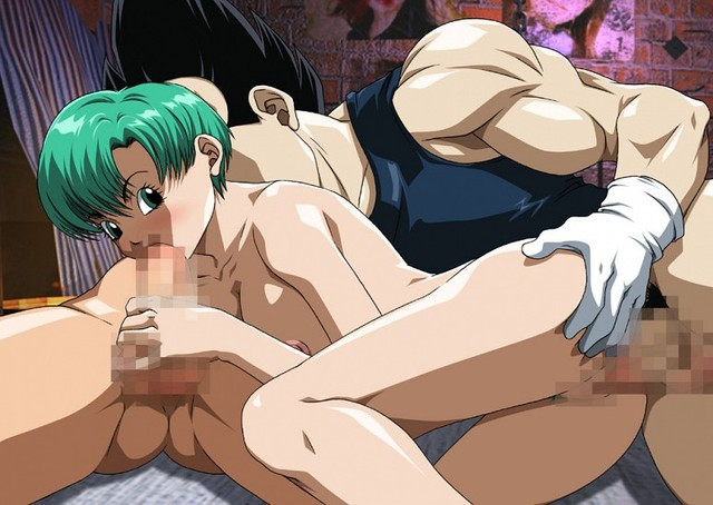 bulma and vegeta hentai hentai bulma milf hair dragon short green vegeta ball dragonball