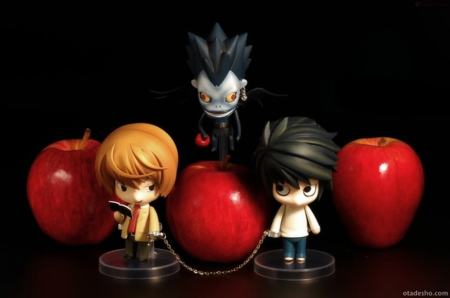death note hentai hentai albums user media death note figurines colony zone tagm