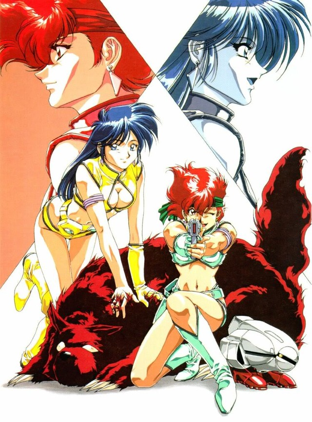 dirty pair hentai anime albums queen madboards forever fanservice purew