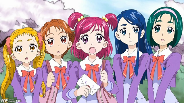 doremi hentai mkv vault series precure gogo pretty cure yes doremi ongoing ryio dmonhiro