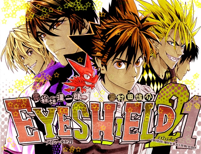 eyeshield 21 hentai review eyeshield