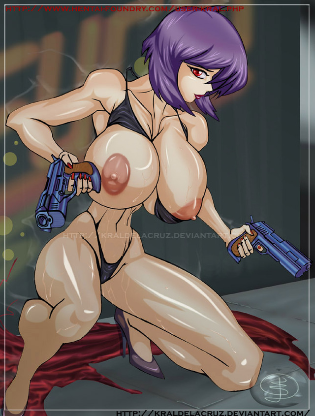 ghost in the shell hentai all page pictures user motoko gits kral