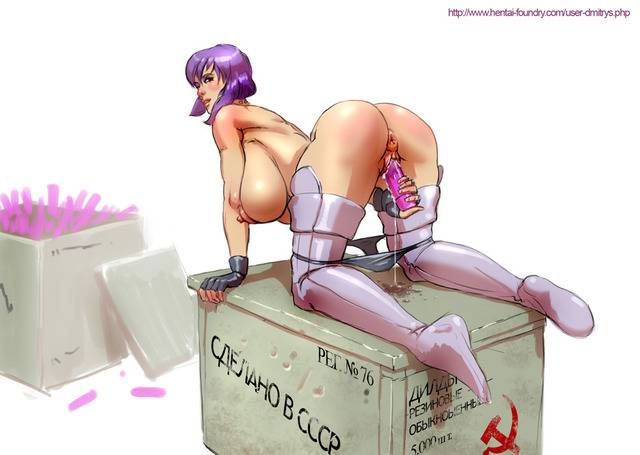 ghost in the shell hentai all page pictures user motoko smut gits dmitrys