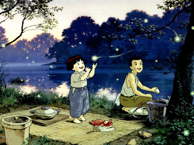grave of the fireflies hentai anime school old grave fireflies