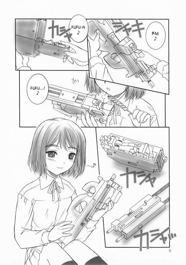 gunslinger girl hentai girls cec gotta guns dcdff