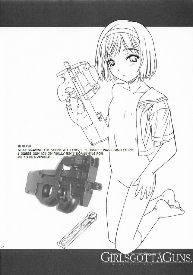 gunslinger girl hentai girl gunslinger girlsgottaguns
