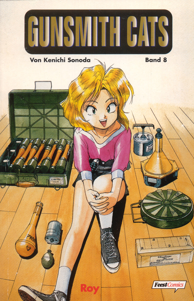 gunsmith cats hentai data dda show