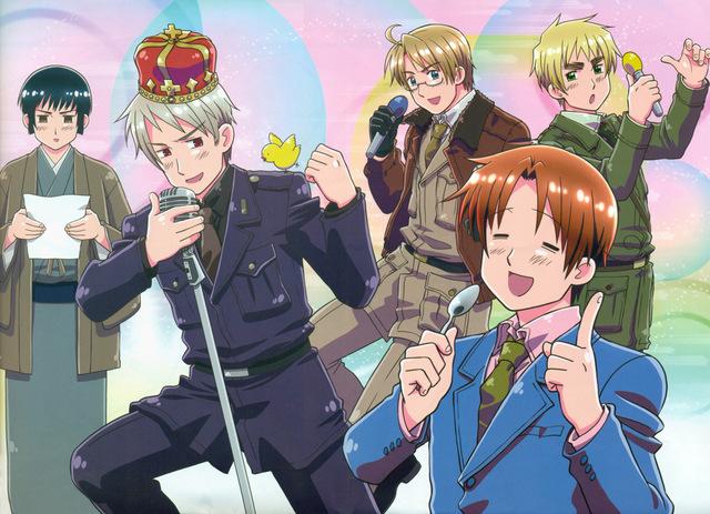 hetalia axis powers hentai complete ost fdf power axis hetalia