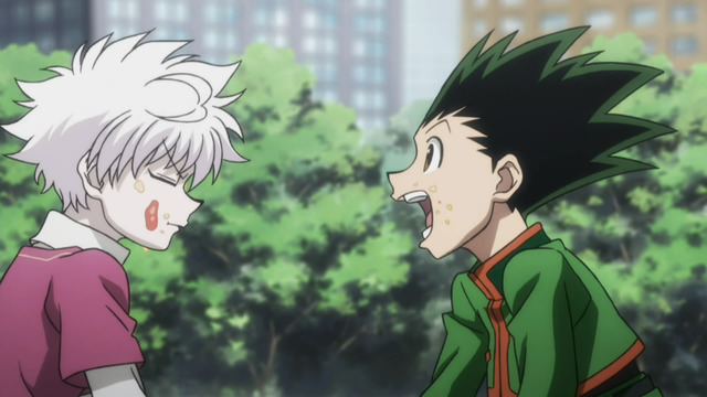 hunter x hunter hentai mkv snapshot hunter bhorriblesubs