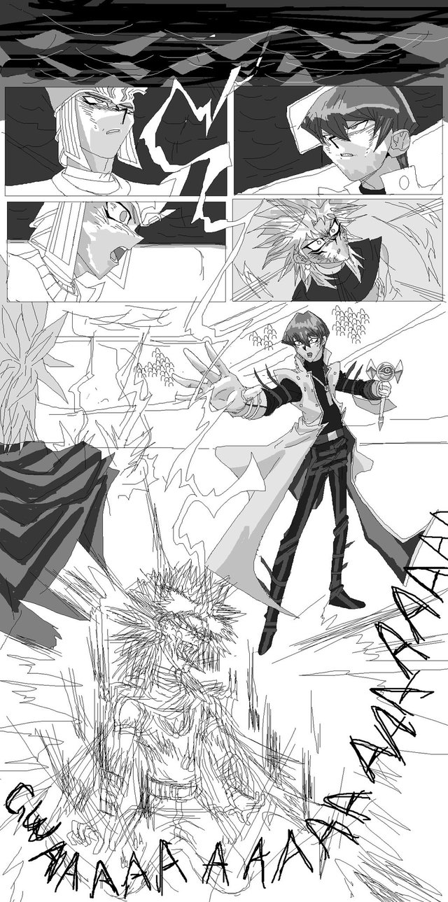 kaiba hentai time page chapter seto beyond tale three passionate bonds surprisingly mrawesome