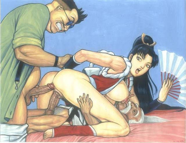 king of fighters hentai hentai cartoons albums anal asian art busty hardcore erotic mature categorized group well drawn wwoec king mai pandora shiranui fighters crossgen