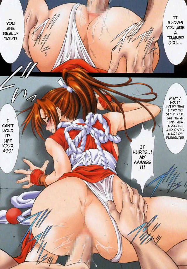 king of fighters hentai english imglink fighter king mai street chun fighters demongeot nas