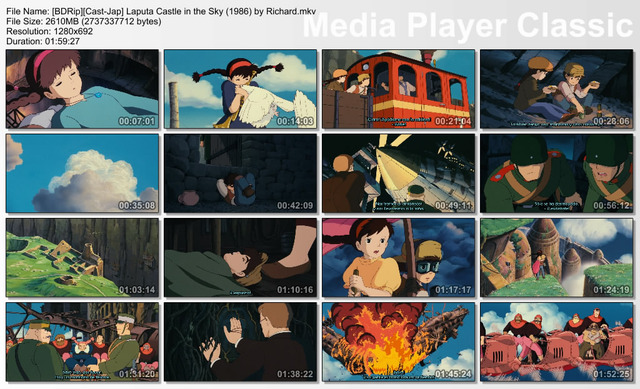 laputa: castle in the sky hentai sky jap castle laputa bbdrip bcast richard