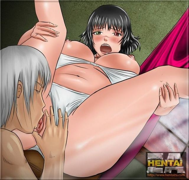 may hentai anime hentai lady doujin may devil cry