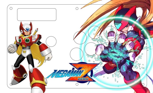 megaman hentai albums thread fighter discussion official street template fighstick chuuster megamanzero