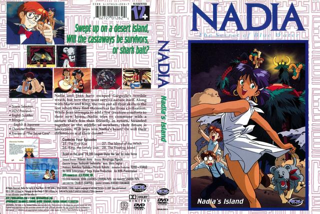 nadia secret of blue water hentai english volume covers blue cov secret water nadia