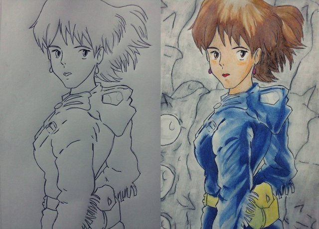 nausicaä of the valley of the wind hentai hentai movies manga pre morelikethis traditional fanart wind valley nausicaa cpointspoint