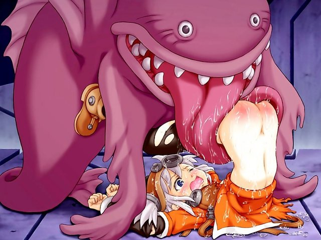 open mouth hentai rape night hair ass blush open mouth artist monster bottomless request red short spanked loli twintails bestiality pantyhose saliva silver scared pratty summon