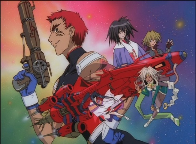 outlaw star hentai mkv star outlaw remastered