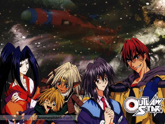 outlaw star hentai anime like fun star who question outlaw