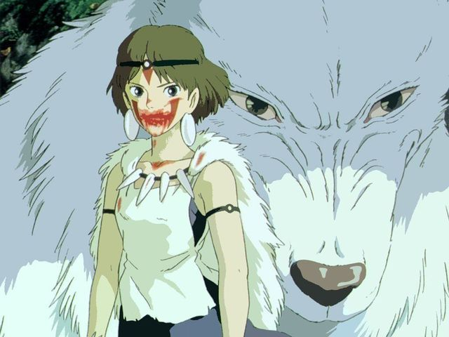 princess mononoke hentai wallpaper wallpapers otaku basho