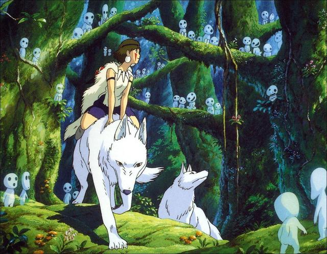 princess mononoke hentai page large princess author mononoke tsunderin