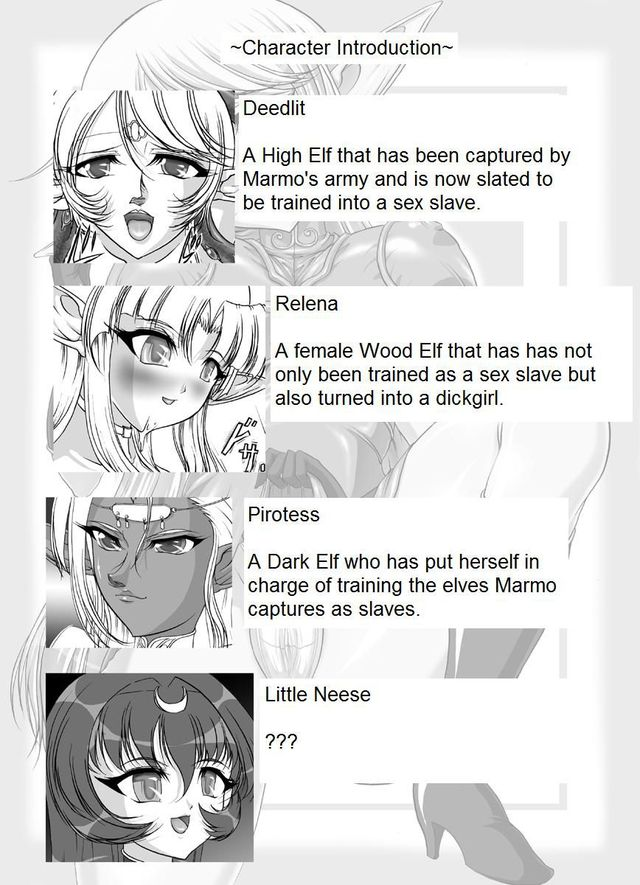 record of the lodoss wars hentai hentai elf slave record war