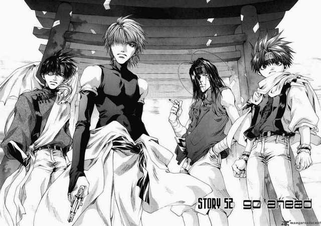 saiyuki hentai anime photo photos clubs saiyuki