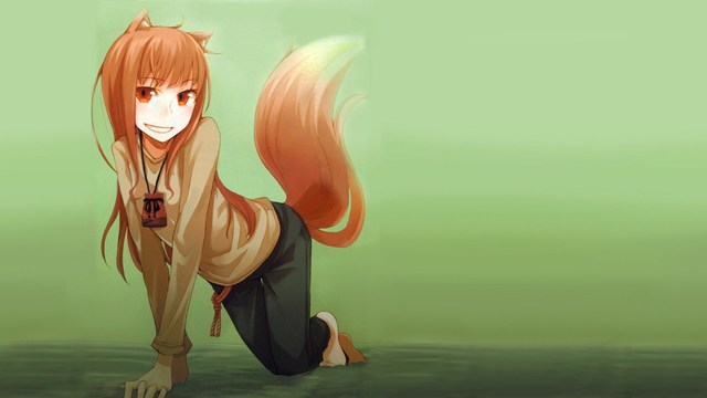 spice and wolf hentai wallpaper data wolf spice spiceandwolf