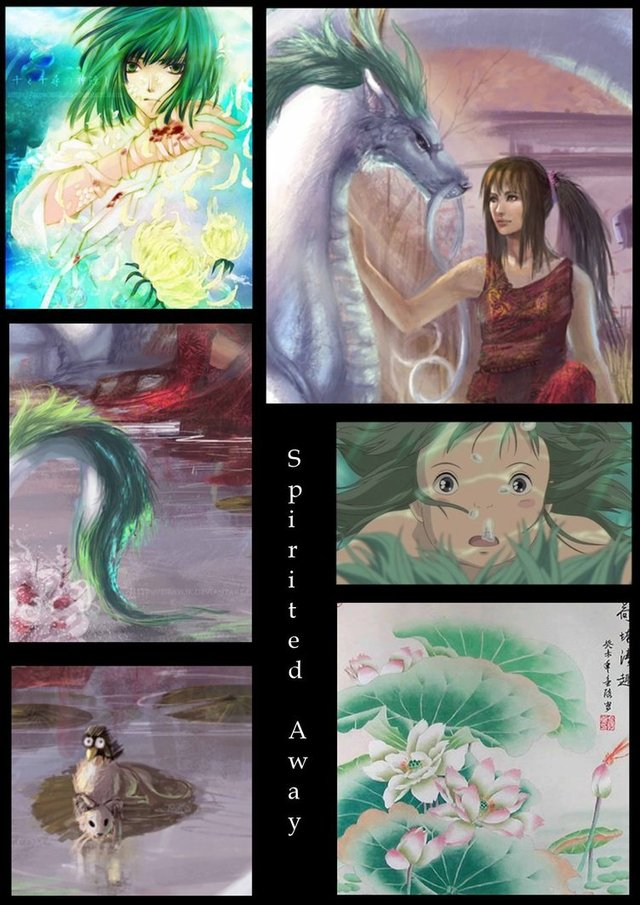 spirited away hentai pre morelikethis old traditional collage cmh eefx