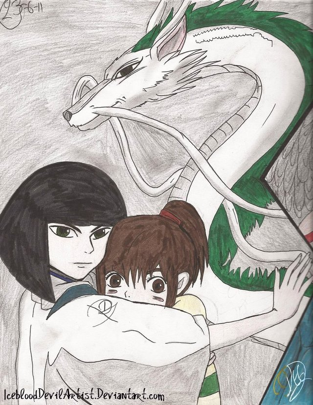 spirited away hentai movies manga always pre morelikethis traditional fanart jrm