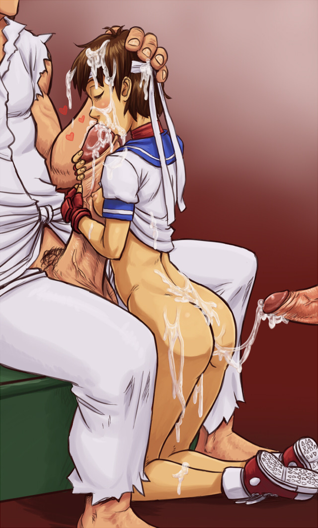 street fighter hentai hentai albums galleries categorized fighter capcom sparrow sakura street ryu kasugano ragathol