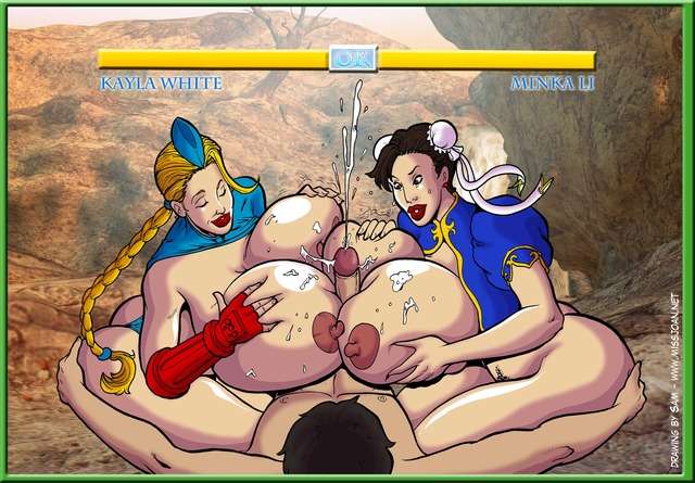 street fighter hentai pic sam