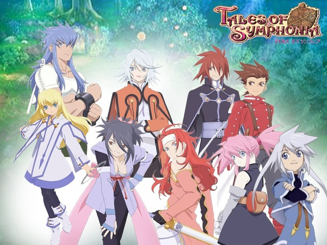 tales of symphonia hentai online world tales promo united symphonia