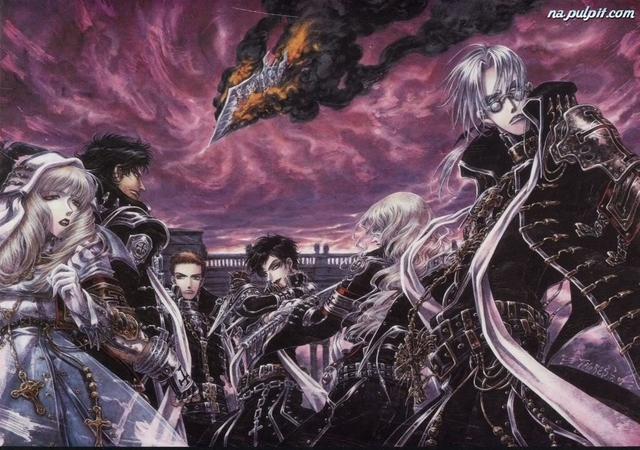 trinity blood hentai anime blood entry trinity zdjecia