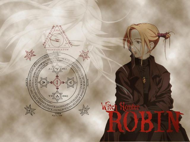 witch hunter robin hentai review series hunter witch robin