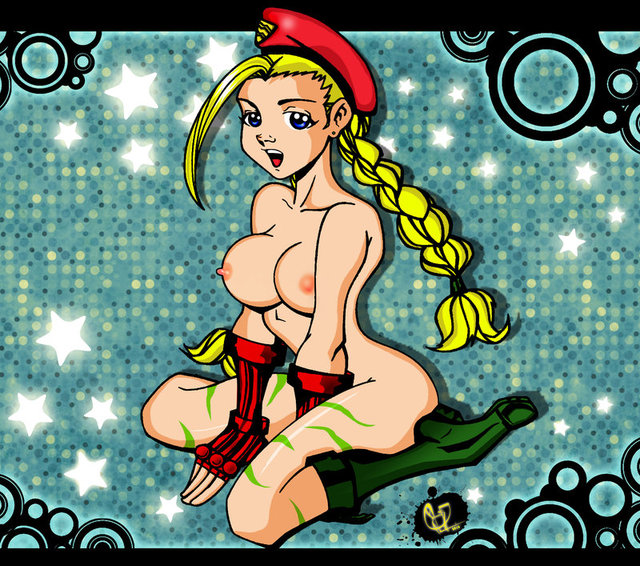 cammy cosplay hentai all manga chan fighter street cammy leandrosansart