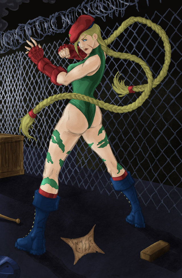 cammy hentai cosplay cartoons pre morelikethis traditional fanart ready cammy chadfeldpausch