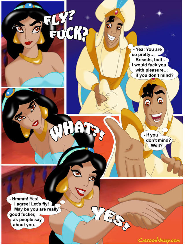 cartoons hentai images hentai cartoons comic disney aladdin