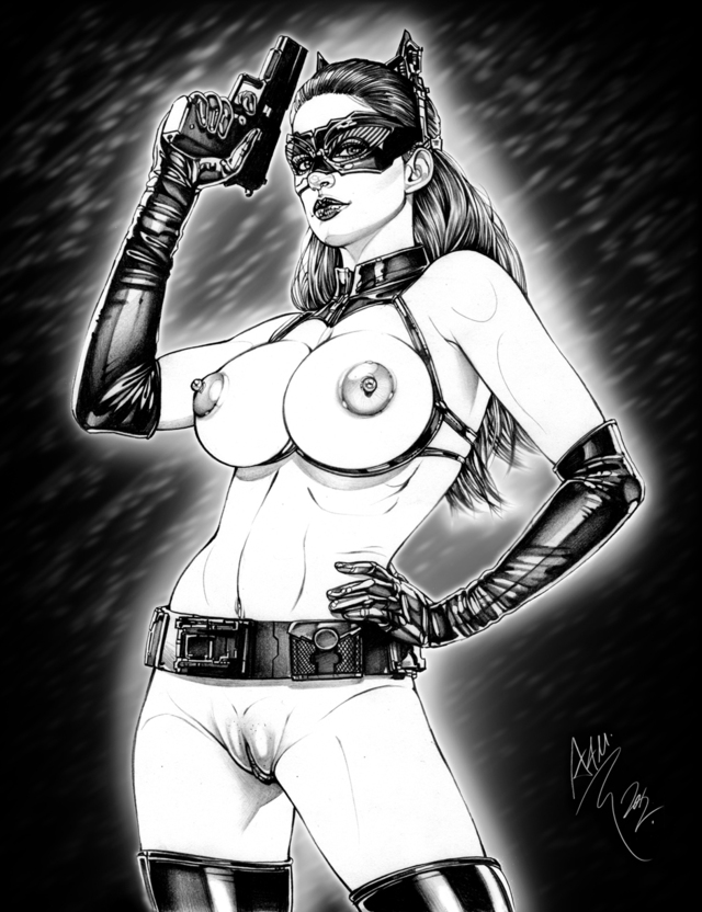 cat woman hentai pics