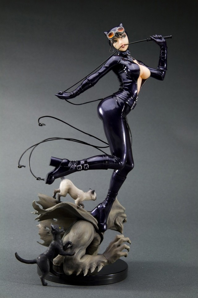 catwoman e hentai bishoujo collection comics figure products batman catwoman server